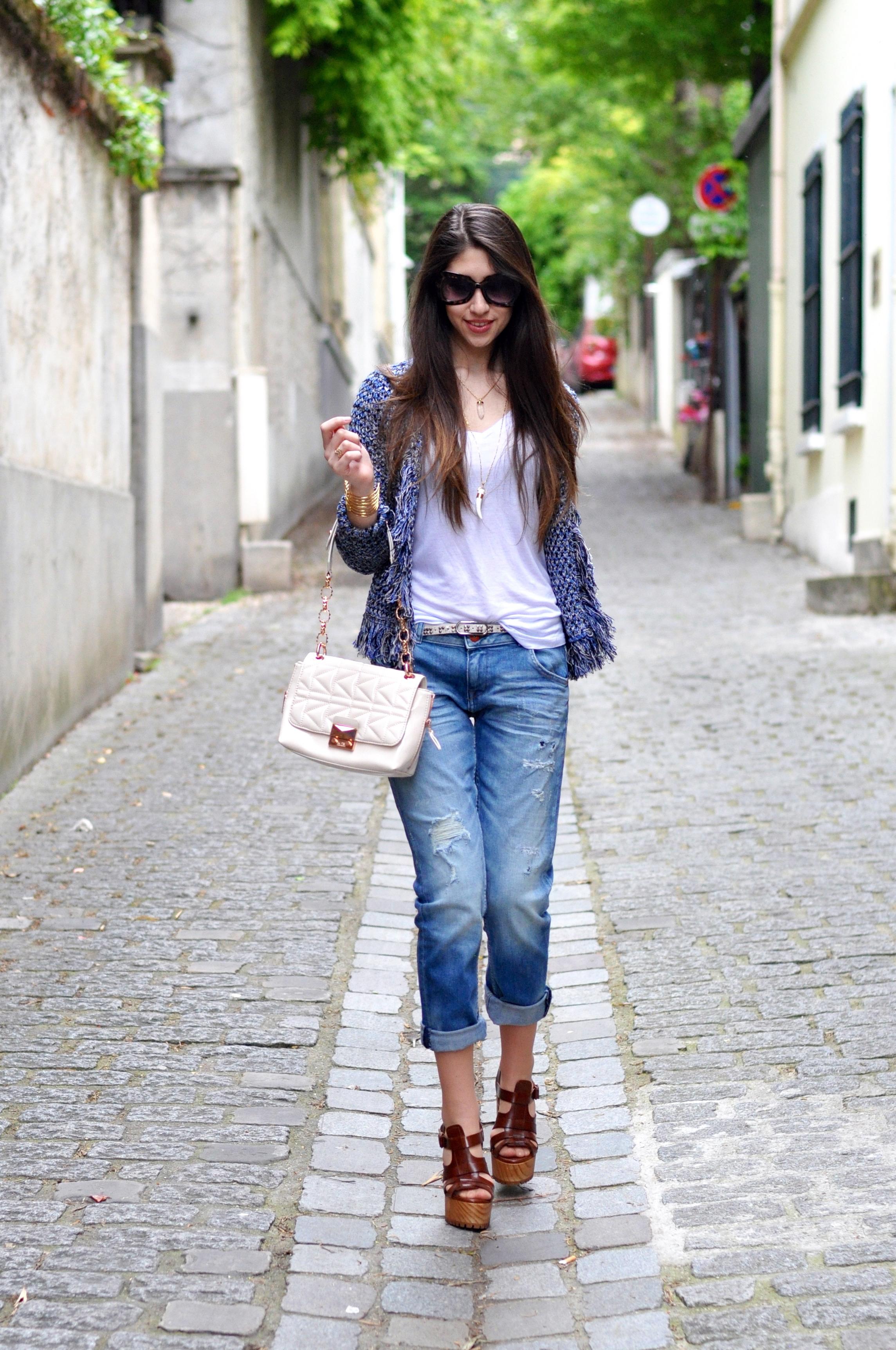 How to Wear Boyfriend Jeans – Top Tips | Beauty Walks