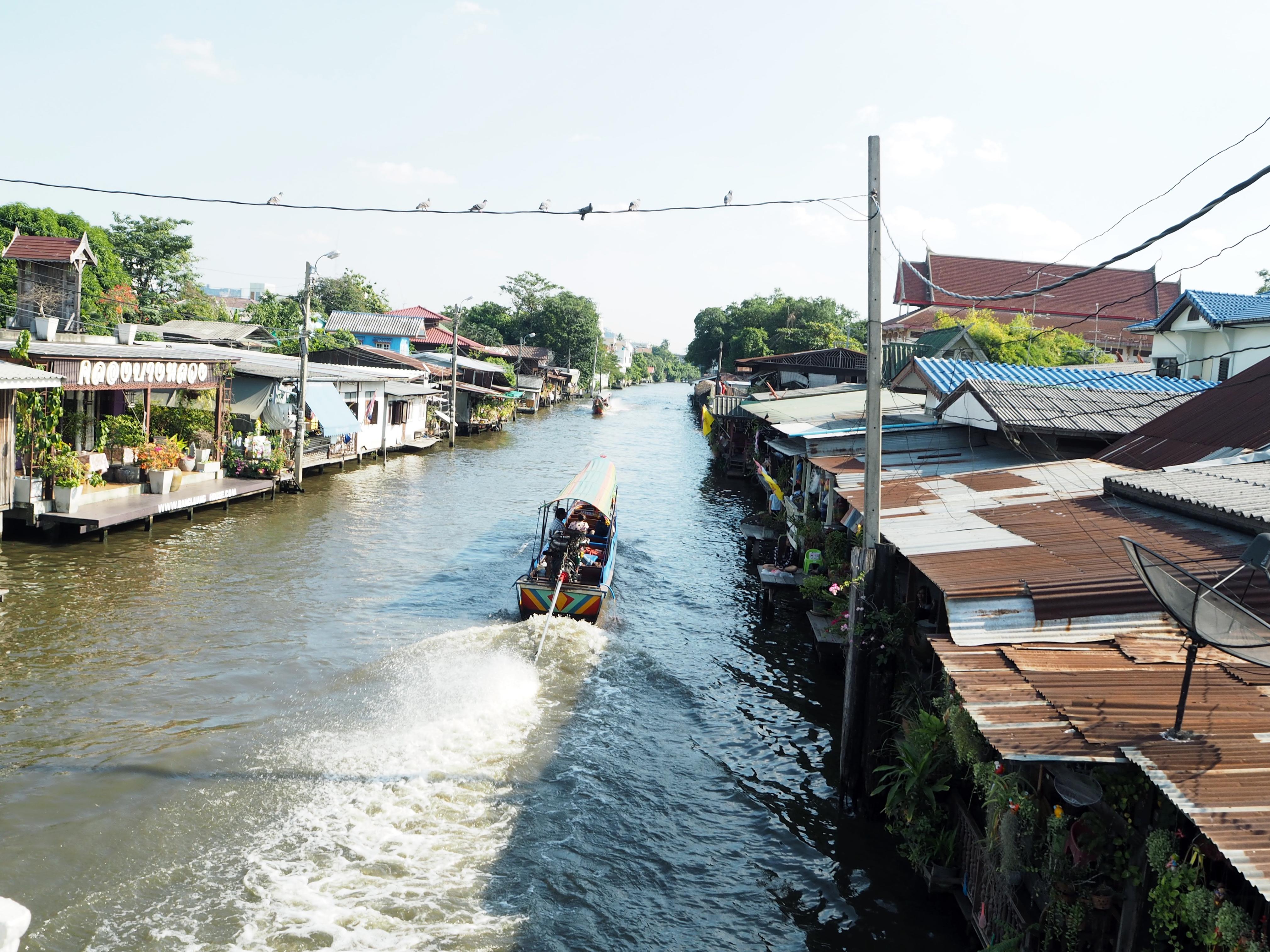 bangkok travel diary