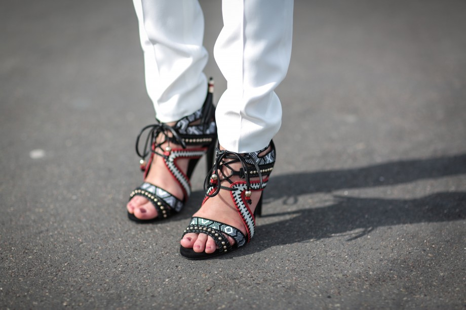 kurt geiger jester sandals