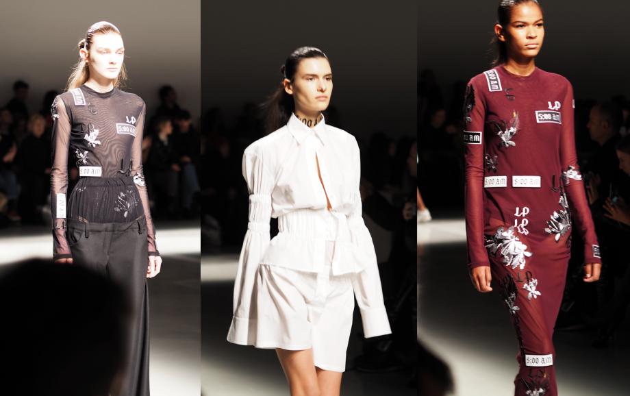paris fashion week shows aw16