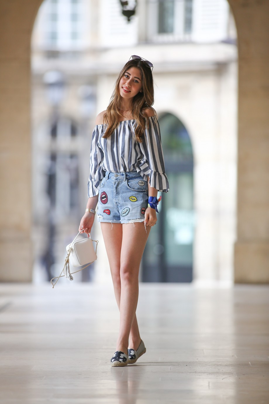 d55debbe3b221f Summer Style Statement  How to Wear the Bardot Top – BIBI GOES CHIC