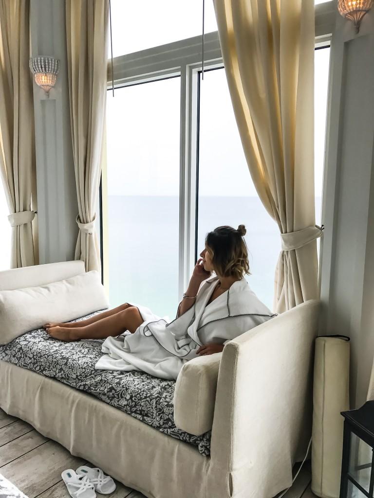 pure spa pelican grand beach resort