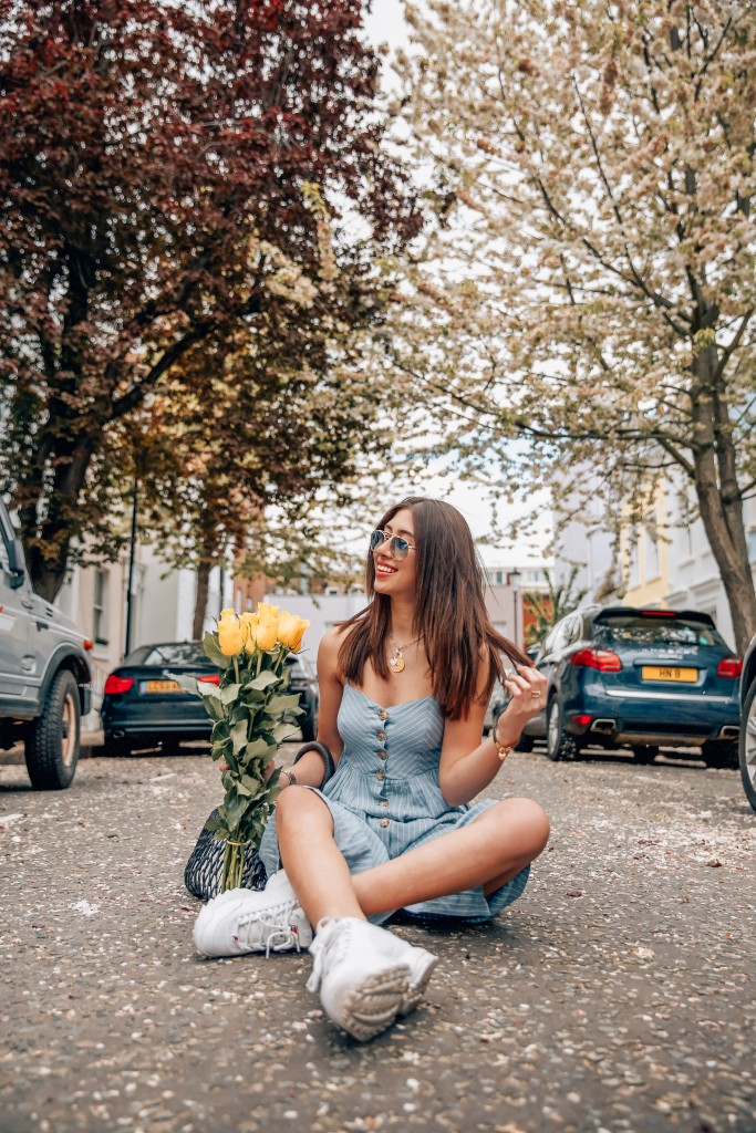 Spring outfit essentials and lookbook