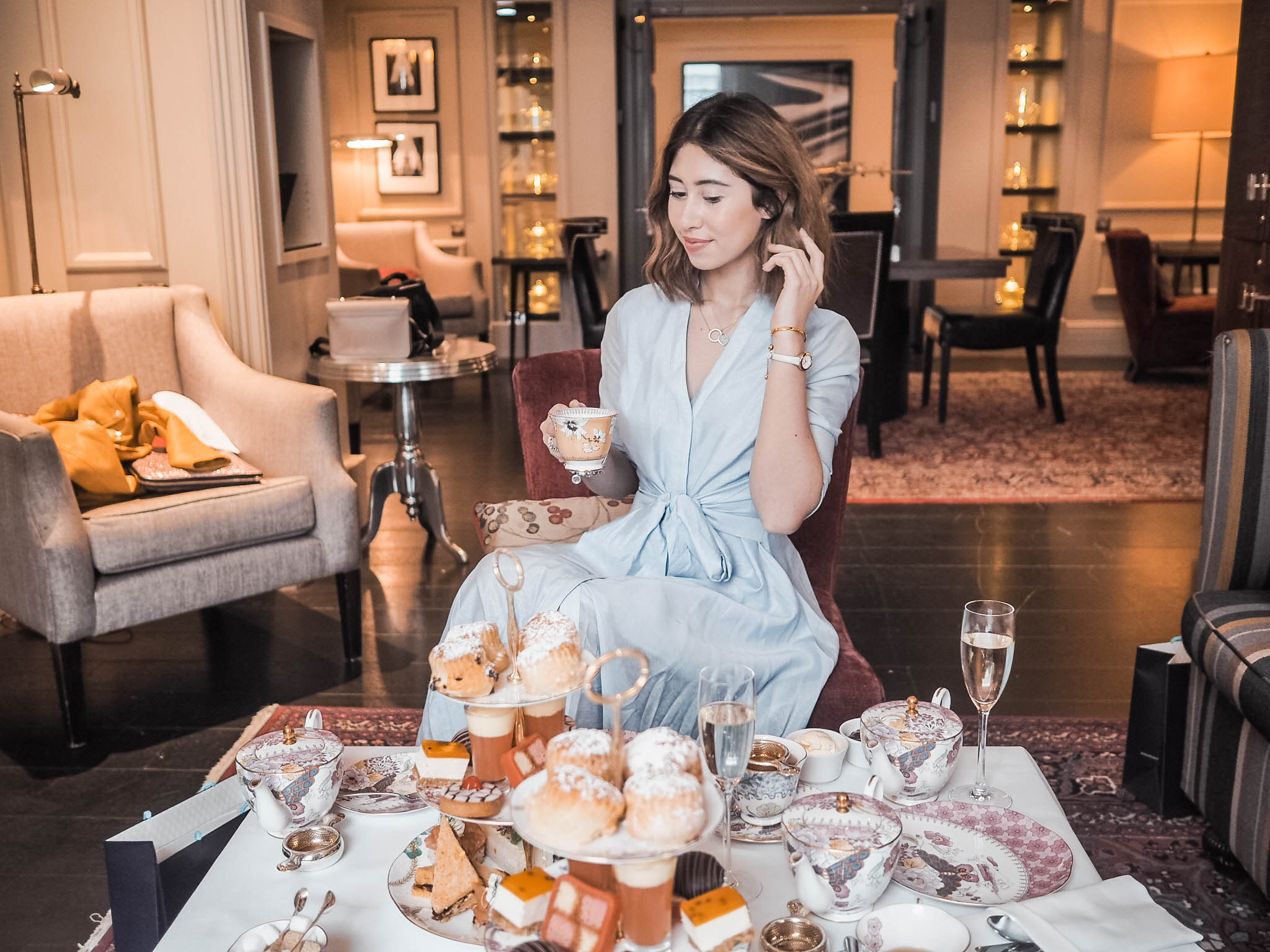 AFTERNOON TEA AT THE ARCH & STAY AT K WEST HOTEL